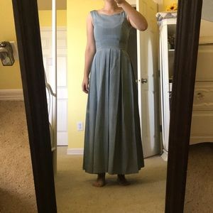 Dresses & Skirts - Homemade Blue Cinderella Style Gown